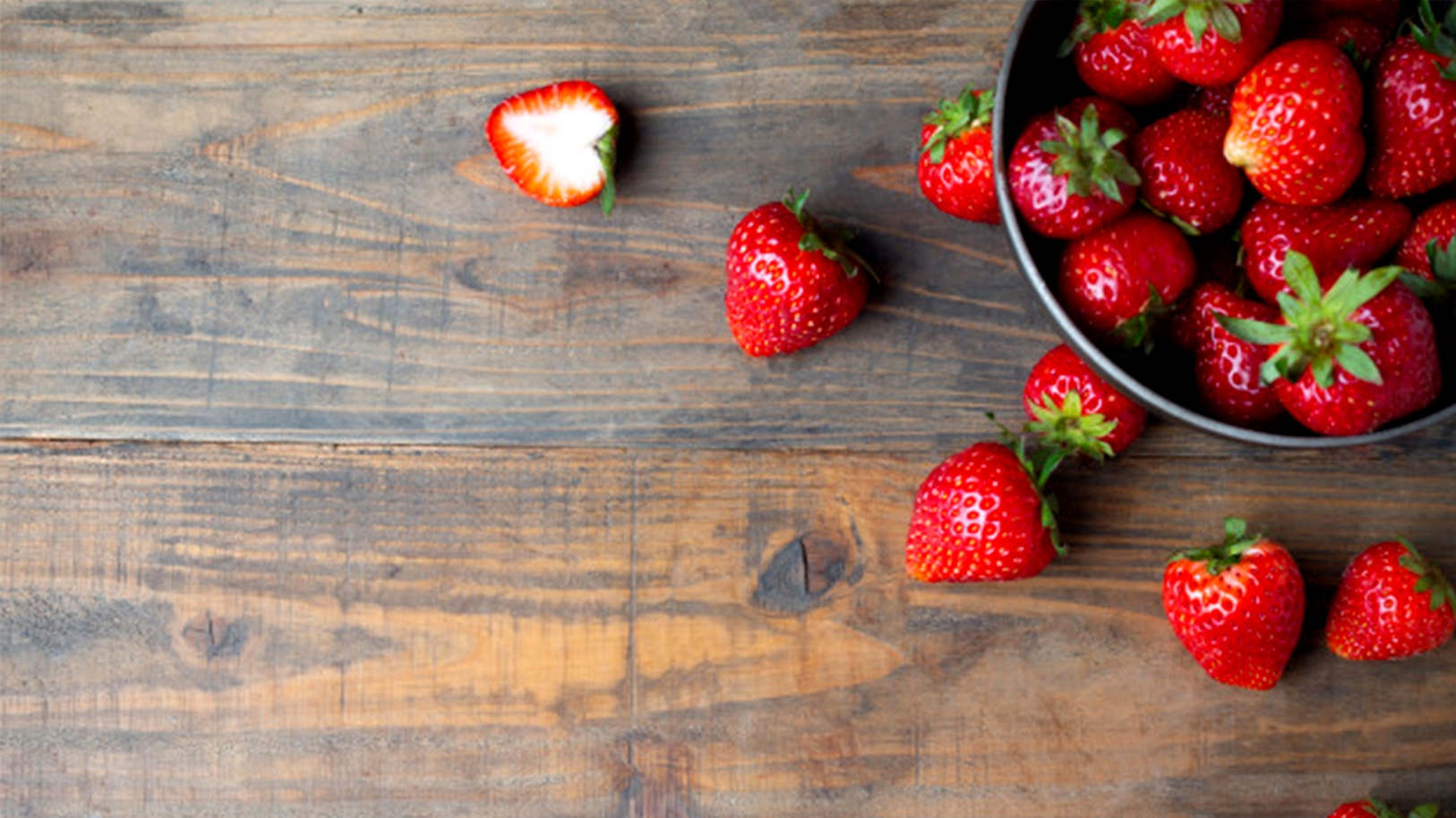 Strawberries' Benefits for the body