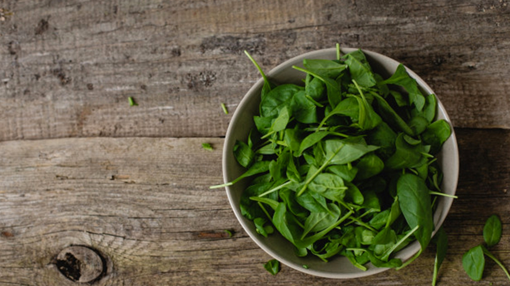 6 Reasons to Eat Spinach